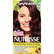 black hair to raspberry hair garnier 415 soft mahogany dark brown raspberry truffle