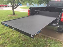 bed of truck useful slide out truck bed storage theringojets storage