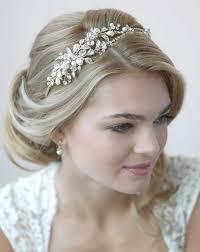bridal headband wedding headbands