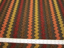 Upholstery Fabric Southwestern Pattern Patterned Zig Zag Stripe Upholstery Fabric Per Yard