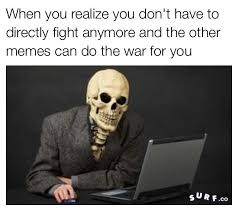 Skeleton Meme - skeleton meme a day 2 29 days till halloween album on imgur