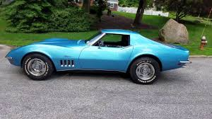 1969 corvette coupe 1969 corvette coupe for sale lemans blue matching 350 350hp