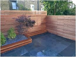 Create Privacy In Backyard by Backyards Superb Windbreaker Wood Fences And Privacy Screen