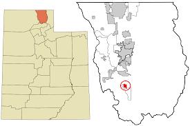 Utah Zip Codes Map by Paradise Utah Wikipedia