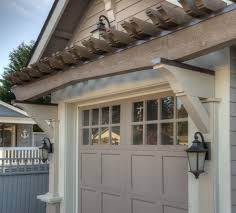 Craftsman Style Garages Carriage Garage Doors How To Deal With That Tomichbros Com
