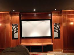 home theater ceiling speakers harmony interiors custom surround sound in your living room