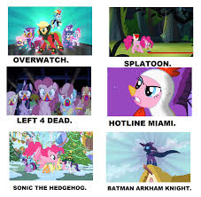 Pony Memes - my little pony videogames meme 2 by brandonale on deviantart