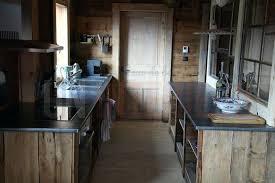 plan de travail cuisine en zinc plan de travail cuisine en zinc plaque de zinc pour cuisine charmant