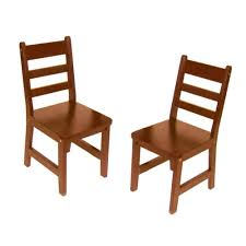 amazon com lipper international 523 4p child u0027s chairs set of 2