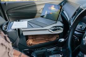 car desks u2013 working mobile