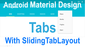 table layout material design android 238 android slidingtablayout part 1 youtube