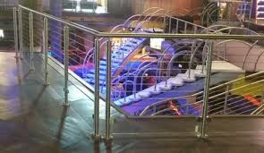 Stainless Steel Trellis System Cable Railing Stainless Steel Handrails Seco South