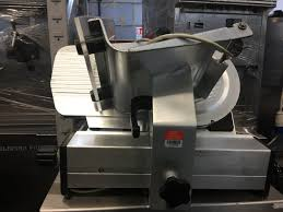 table top meat slicer commercial table top graef network meat slicer 250 inc tax used
