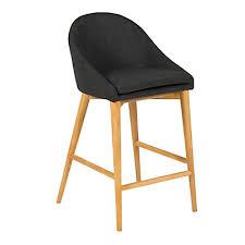tabouret cuisine bois tabourets hauts chaises et tabourets de bar alinéa