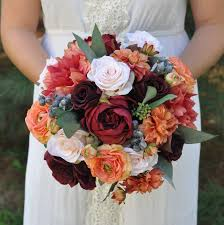 silk flowers for wedding best 25 silk flower bouquet diy ideas on silk wedding