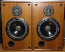 Infinity Bookshelf Speakers Infinity Sm Consumer Electronics Ebay