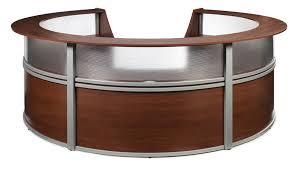 Rem Reception Desk Oval Reception Desk U2013 Valeria Furniture