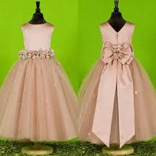 graduation dresses for kids simple graduation dresses kids o neck flower vestidos de primera