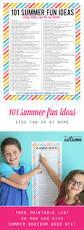 101 summer fun ideas that kids can do at home summer boredom