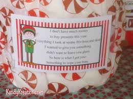 christmas toilet paper gift everyday parties