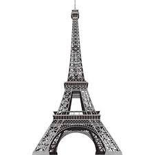 Eiffel Tower Bedroom Decor Roommates Rmk1576gm Eiffel Tower Peel And Stick Giant Wall Decal