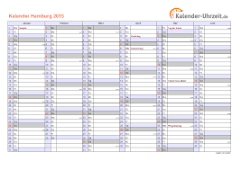 Kalender 2018 Hamburg Brückentage Feiertage 2015 Hamburg Kalender