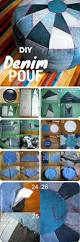 Home Decor Blogspot 10 Awesome Ways To Use Old Jeans For Home Decor