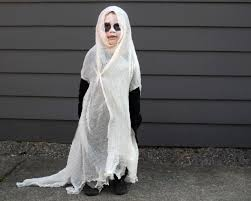 ghost costume how to give a twist to a classic ghost costume how tos