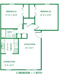2 bedroom floor plans floor plans of diamond valley apartments in evansville in