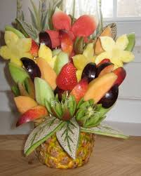 edibles fruit baskets edible fruit sculptures bouquets