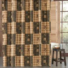 country bathroom shower curtains yukon thunder rustic shower curtain and bathroom accessories
