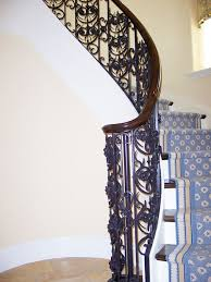 Iron Banisters Red Pepper Forge Maryland And Delaware Custom Ironwork Including