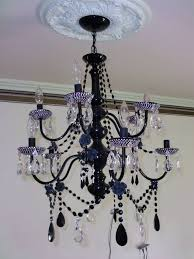 Black Gothic Chandelier Gothic Chandelier House Tropical