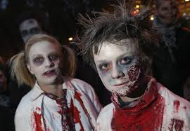 flesh eating zombie spirit halloween 10 truly regrettable kids halloween costumes that they somehow end