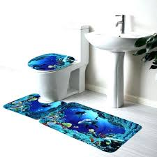 Navy Blue Bathroom Rug Set Navy Blue Chenille Bath Rug Rugs Design
