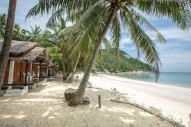 bottle beach 1 resort the most beautiful beach on koh phangan