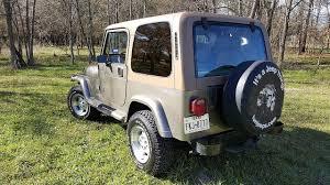 desert tan jeep liberty 1988 jeep wrangler 4wd sahara for sale near montogomery texas