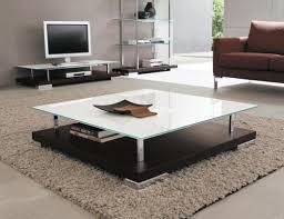 modern white coffee table white square coffee table tos tik