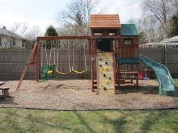 exterior breathtaking backyard playground ideas for your lovely