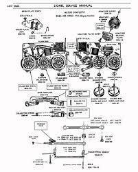 engine parts diagram lionel wiring diagrams instruction