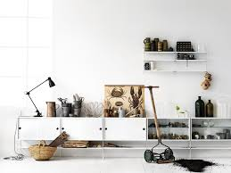 kitchen design ideas in scandinavian style in scandinavian kitchen