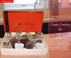 White Chocolate Dipped Strawberries Box Index Of Images