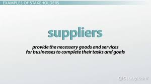what is a stakeholder in business definition u0026 examples video what is a stakeholder in business definition u0026 examples video u0026 lesson transcript study