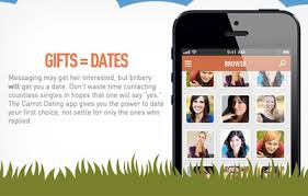 Creepy Dating Apps That Actually Exist   Cracked com Carrot Dating  quot Exchanging goods for sex  How has no one thought of this before    quot