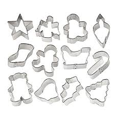 wilton mini cookie cutter set of 12 2308 1250
