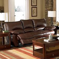 Dual Reclining Sofa Wildon Home Bluff Bonded Leather Dual Reclining Sofa