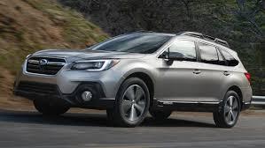 subaru legacy wagon 2017 2018 subaru outback facelift gets legacy u0027s upgrades