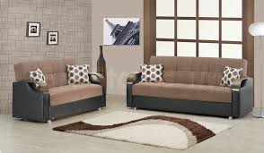 Decorating Ideas For Living Rooms With Brown Leather Furniture Brown Velvet And Grey Leather Sofa With Polka Dot Cushion Added By