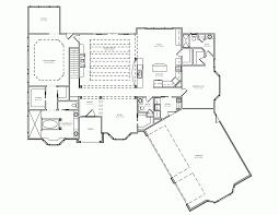 2 story house plans 3 car garage home deco plans