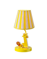 Kids Lamps Yellow Table Lamp For Bedroom Com With Lamps Interalle Com
